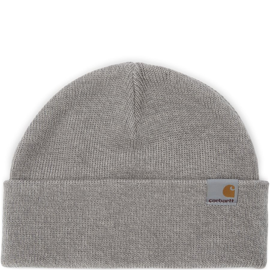 STRATUS HAT LOW I025741 - Stratus Hat Low - Huer - GREY HTR - 1